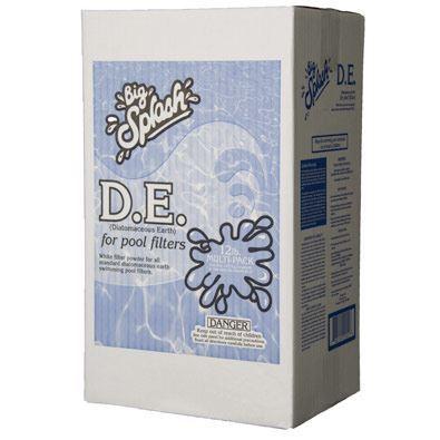 Diatomaceous Earth 12lb Box Water Treatment Chemical