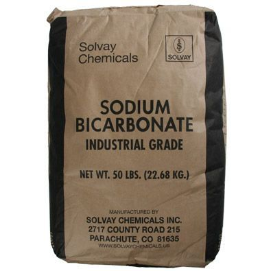 Sodium Bicarbonate 50lb Bag Water Treatment Chemical Supplier Ice Melt Distributor Pool