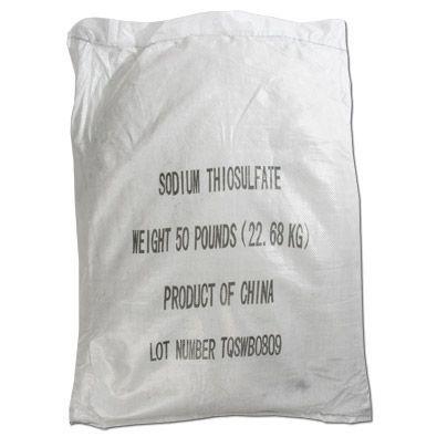 Sodium Thiosulfate 50lb Bag Water Treatment Chemical